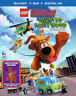 LEGO Scooby-Doo : Haunted Hollywood (2016) เลโก้ สคูบี้ดู: อาถรรพ์เมืองมายา