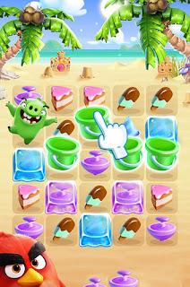Game Angry Birds Match V1.0.9 MOD Apk