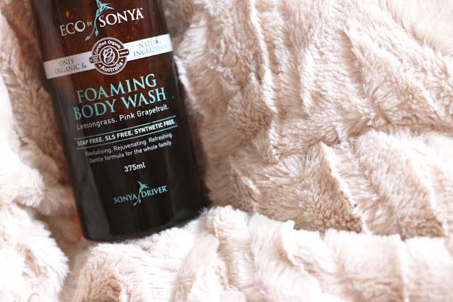 foaming body wash review