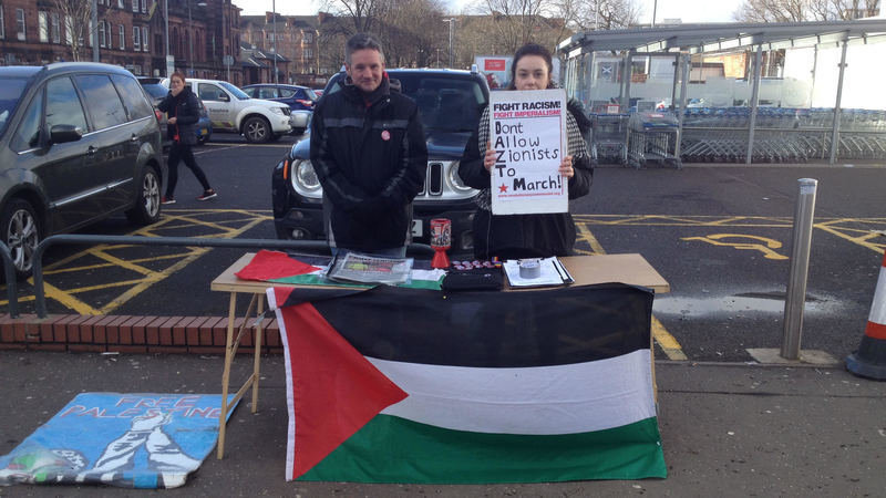 Tony Greenstein Blog: Tony Greenstein's Blog: You Can't Stand Up To Racism And