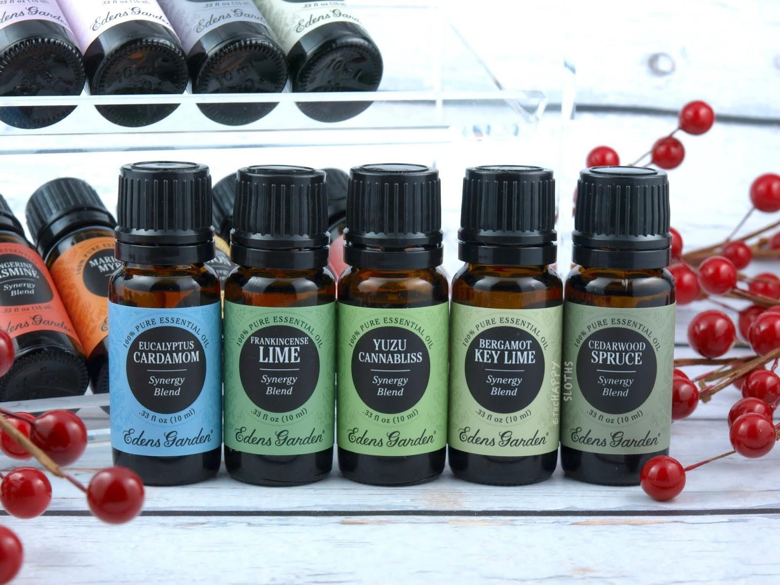Edens garden new essential oil synergy blends - Edens garden essential oils reviews ...