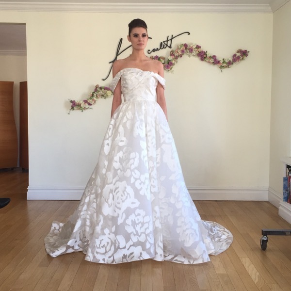 austin scarlett wedding dress - weddingdres studios