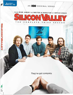 DVD Review - Silicon Valley: The Complete Third Season