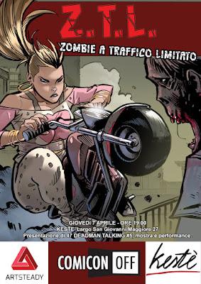 ZTL: zombie a traffico limitato