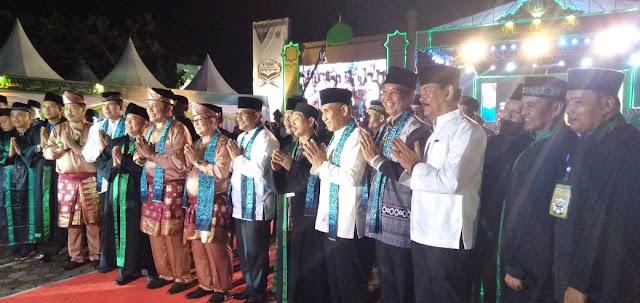 Gubernur Sumsel BUka STQH XXV Di Muratara