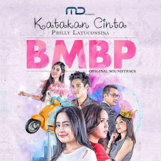 Lirik Dan Kunci Gitar  Prilly Latuconsina - Katakan Cinta (Ost. Film BMBP)