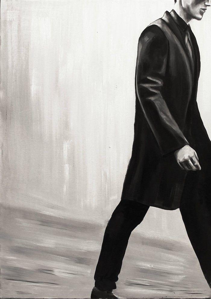 Грузинский художник. Erekle Kiparoidze