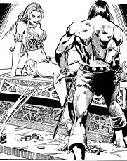 Conan és Yelaya