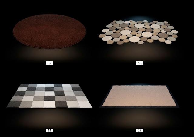 3dsMax高精度33個地毯3D模型下載