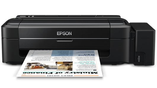 Epson L300 Driver - Free Download Software