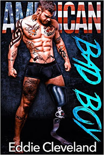 American Bad Boy - a contemporary military romance by Eddie Cleveland