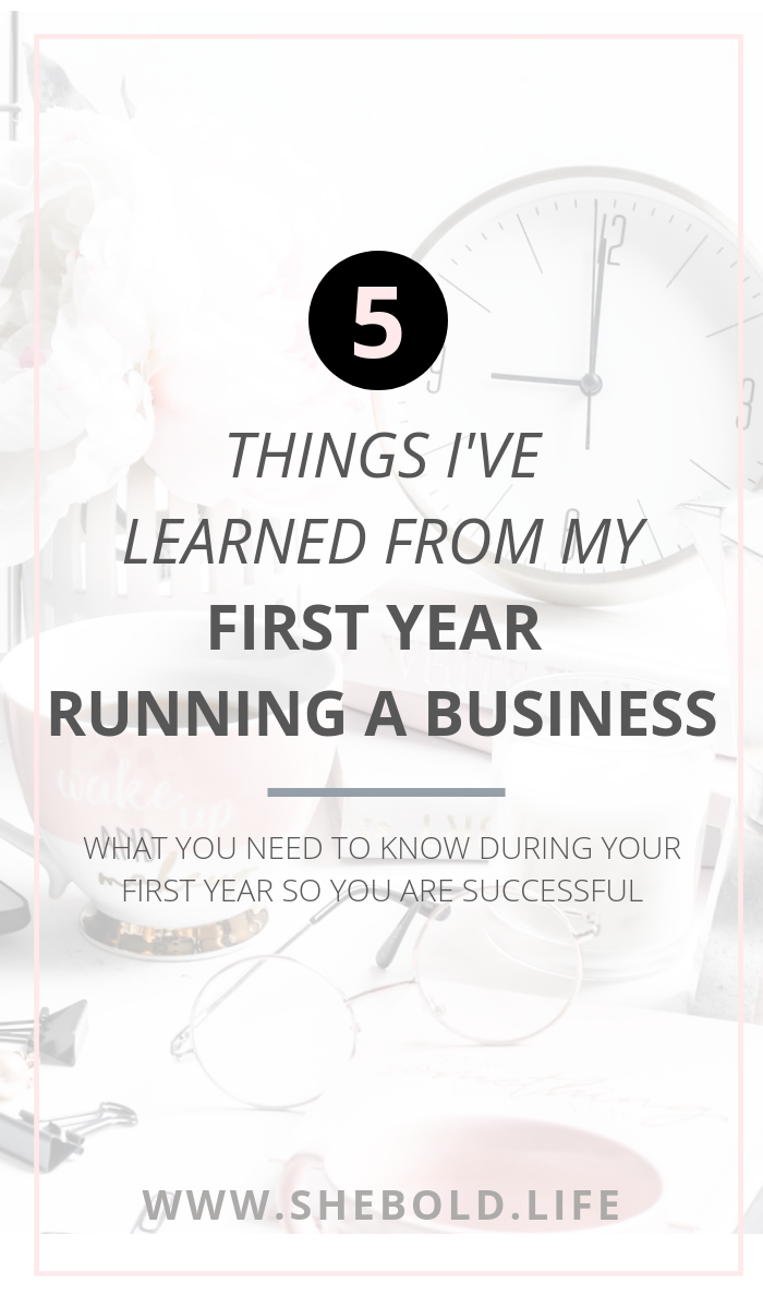Advice on starting a business in your 20's