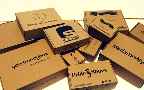 cajas para ecommerce