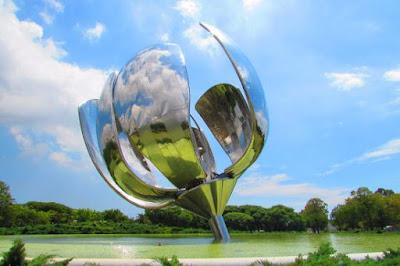 #Travel - O que quero ver em Buenos Aires Floralis Genérica