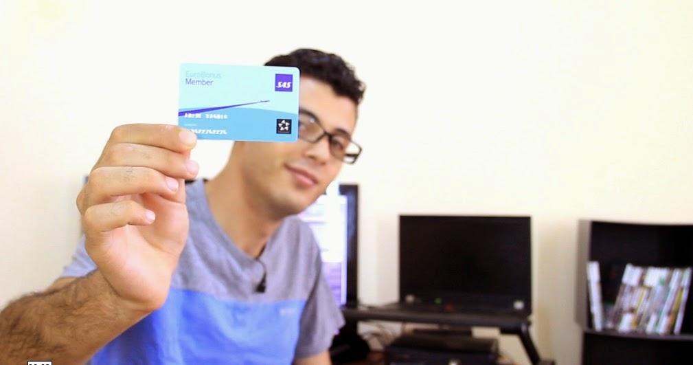توصل ببطاقة Eurobonus  مجانا إلى منزلك واستفد من عروض مميزة
