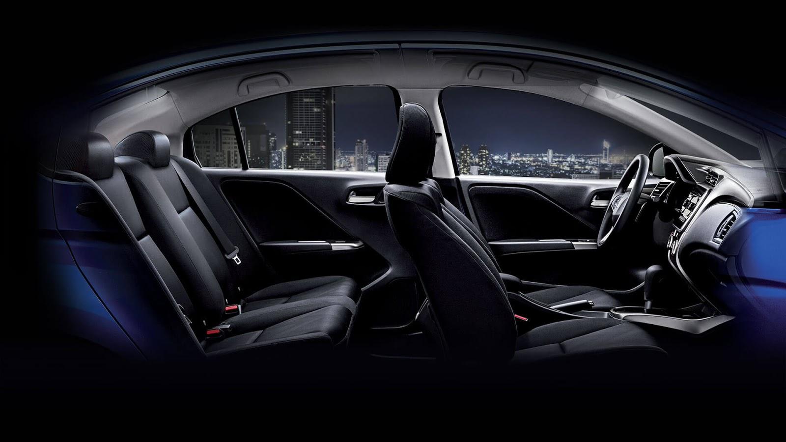 Đánh giá xe Honda City 2016