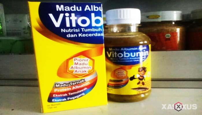 Vitamin penambah nafsu makan - Vitobumin