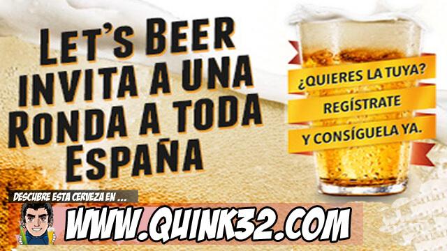 Let's Beer - Consigue cervezas ¡Gratis!