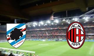 Сампдория – Милан прямая трансляция онлайн 12/01 в 20:00 по МСК.