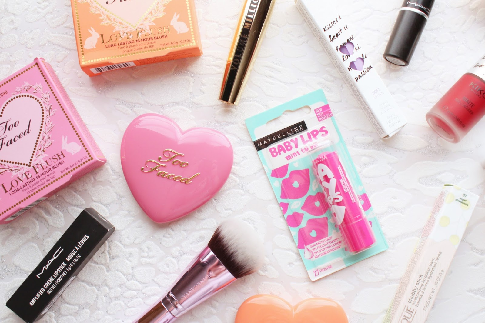 Valentine's Day Beauty