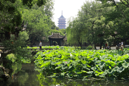 The Gardens of Suzhou / Les Jardins de Suzhou