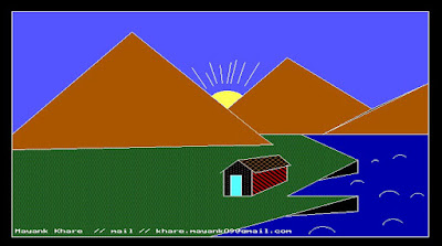 Graphics C Language