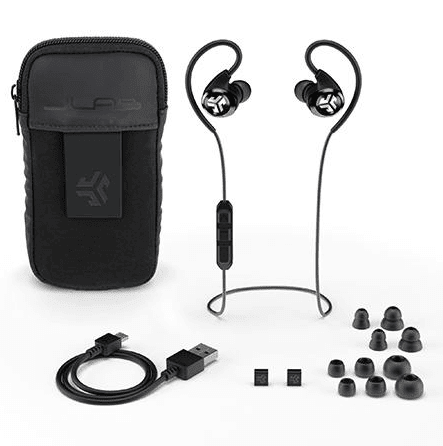 JLab , Epic , Bluetooth , Earbuds , Review , ears , comfortable , earbuds , Audio Performance , wireless earbuds , water-resistant ,