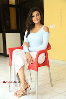 Anisha Ambrose Latest Pos Skirt at Fashion Designer Son of Ladies Tailor Movie Interview .COM 1061.JPG