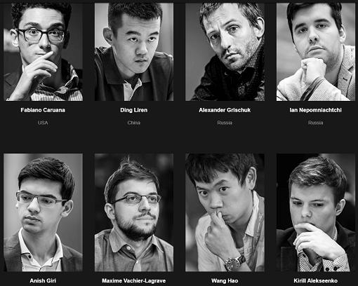 Le tournoi des candidats avec Maxime Vachier-Lagrave