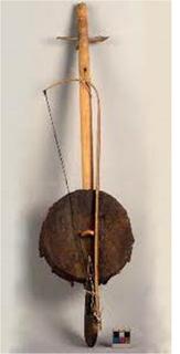 Contoh Alat Musik Gesek tradisional