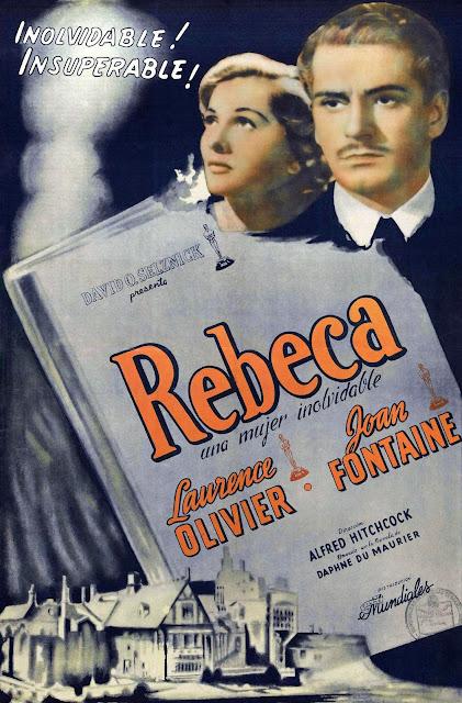 Carteles de películas conocidas - Página 2 Rebeca-Hitchcock-CSF-Cartel