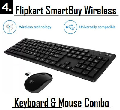 top 5 wireless keyboard and mouse combo in india