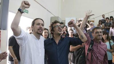 Kichi, Podemos, Cadiz, franquismo, franco, odio, progre, dinero