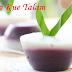 Resep Membuat Kue Talam Ungu cantik Dan Legit
