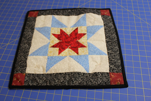 Last Doll Quilt....!!!!!
