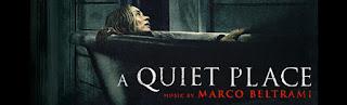 a quiet place soundtracks-sessiz bir yer muzikleri