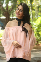 Rakul Preet Singh in lovely Pink Crop Top and Black Trousers at Jaya Janaki Nayaka success meet 052.JPG