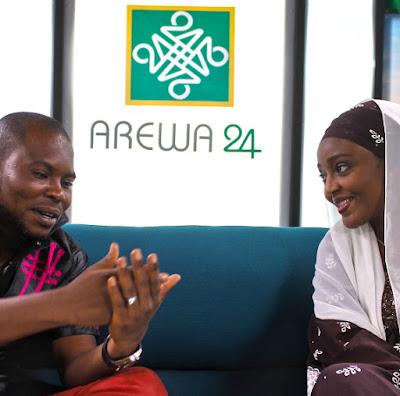 arewa 24 dstv channel