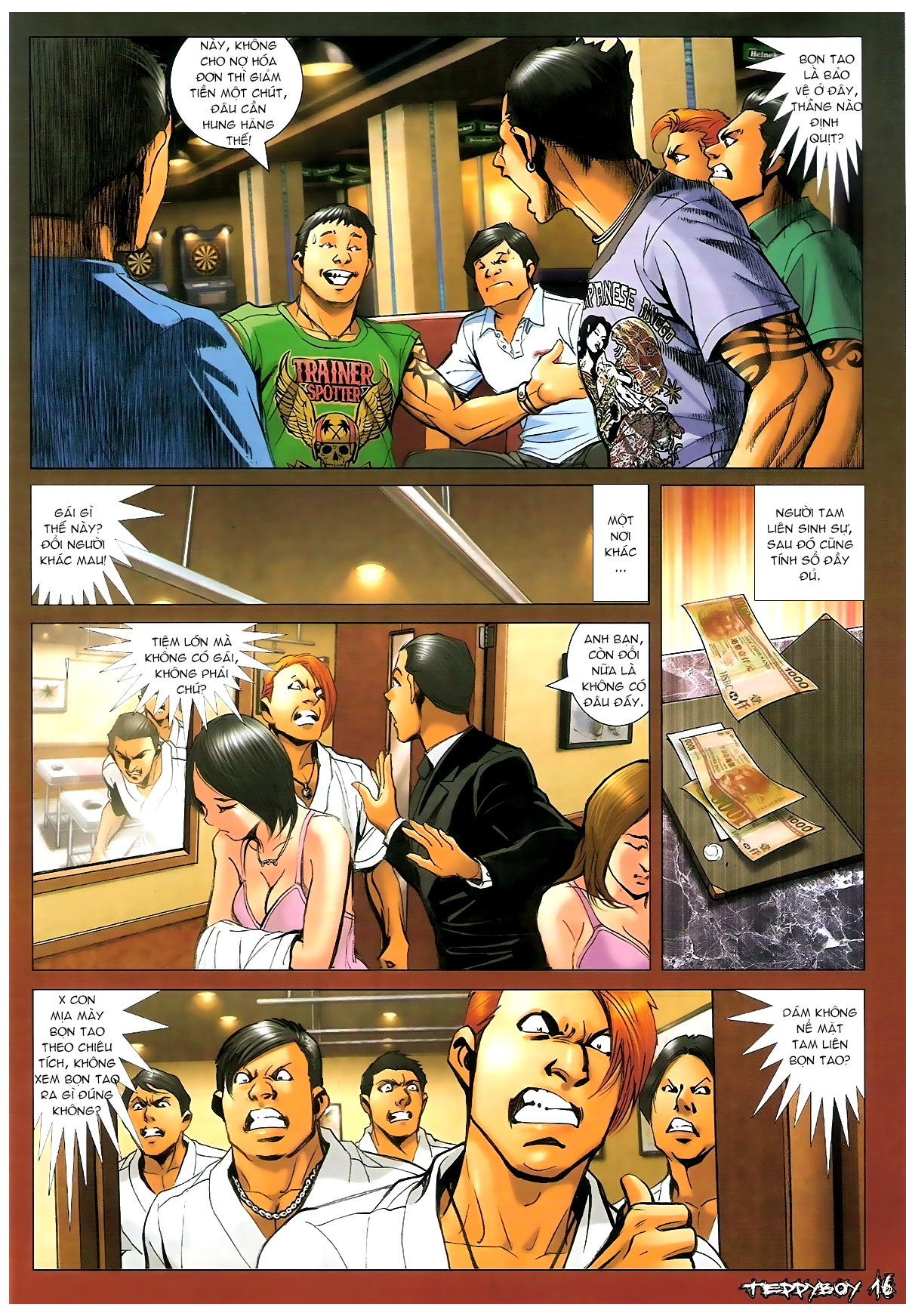 Người Trong Giang Hồ - Chapter 1333: Cao Nhân Tái Hiện - Pic 15