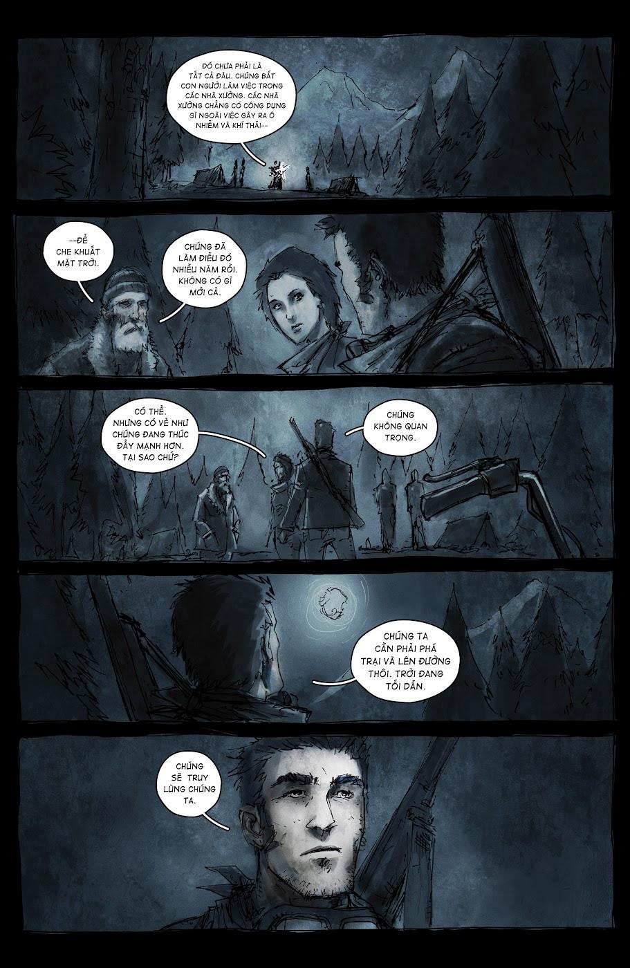 Broken Moon chương 1 trang 13