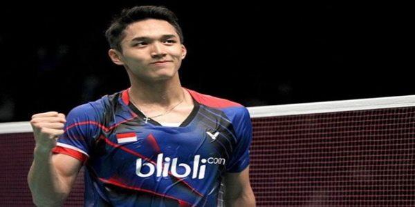 Biodata Jonatan Christie Sang Peraih Mendali Emas Tungggal Putra Asian Games 2018