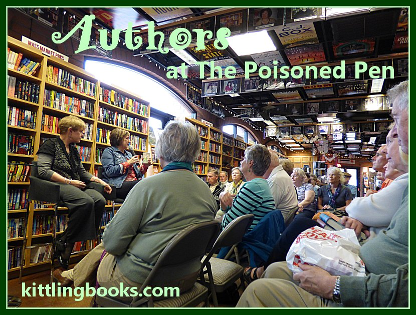62fb5efd926f At The Poisoned Pen with Lyndsay Faye! ~ Kittling  Books