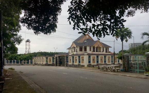 Toàn cảnh dinh thự Chủ tịch UBND tỉnh Bình Dương