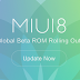 MIUI 8 Global Beta ROM 6.7.5 Released