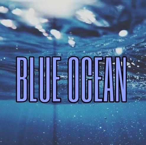 KIM MULA X GENIE JIN - BLUE OCEAN