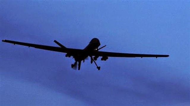 A US-led drone strike has killed at least 3 people in Afghanistan's eastern province of Logar