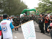 Yonif Raider 509 Kostrad, Eksis di Acara Watam