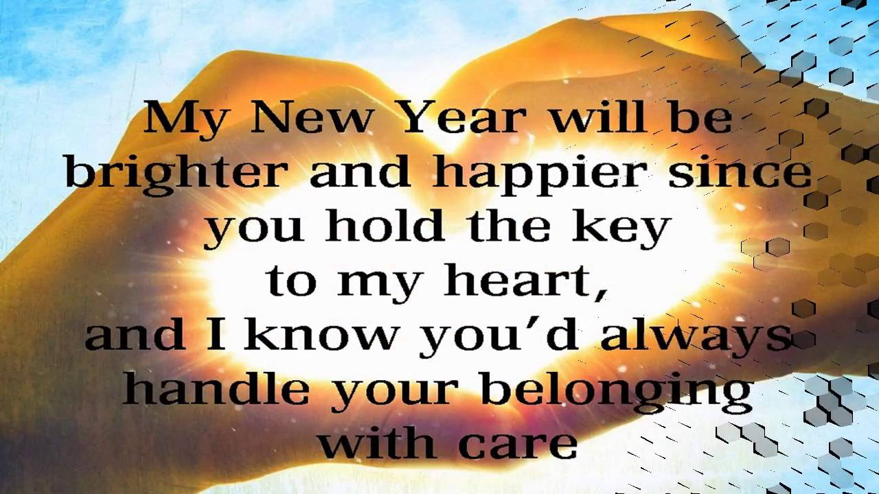 The Sweet Love New Year Wishes Messages Make The Girlfriend Loved And Aware  She About How Much Best Love The Lover Or Boyfriend Has For Her.