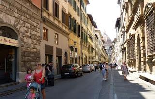 Callejeando por Florencia.