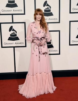Florence Welch Grammys 2016